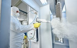 Using Metallization (Thermal Spraying) as Corrosion Prevention