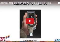 Field Methods for Extraction and Analysis of Soluble Salts