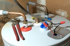 Lessons from a 35-Year-Old Water Heater