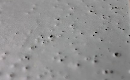 Image result for Pin-Holing COATING FAILURE