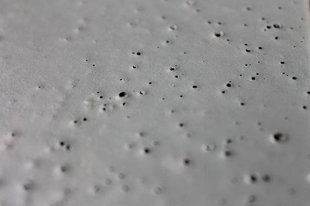 Coating Holidays & Pinholes: Chinks in the Armor