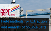 Field Methods for Extraction and Analysis of Soluble Salts on Steel and Other Nonporous Substrates