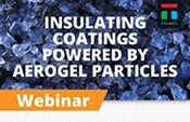 Insulating Coatings Powered by Aerogel Particles