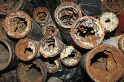 External Corrosion Management Systems