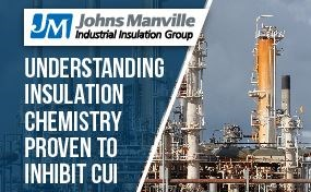Understanding Insulation Chemistry Proven to Inhibit Corrosion Under Insulation (CUI) - Webinar Deck