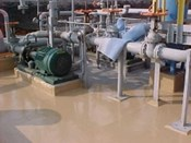 Review of Solvent-Free Epoxy Protection for Secondary Containment Concrete
