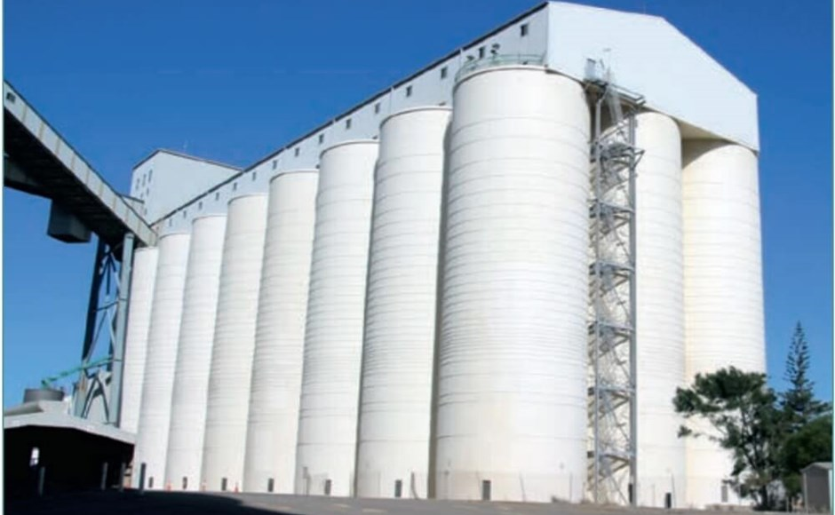 Case Study: Remediation of 1960s-Era Concrete Silos