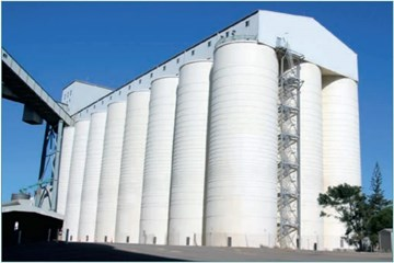 Geraldton Concrete Silos Remediation
