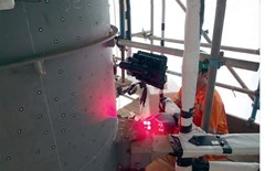The Use of Laser Scanning when Conducting Fitness-for-Service Corrosion Assessments