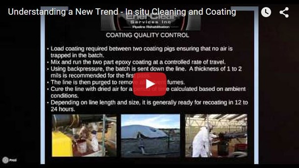 Understanding a New Trend - In situ Cleaning and Coating