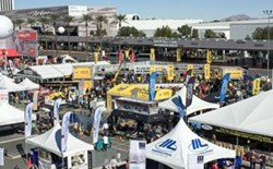 World of Concrete 2016 - Helping to Define the Impact of Corrosion on Concrete