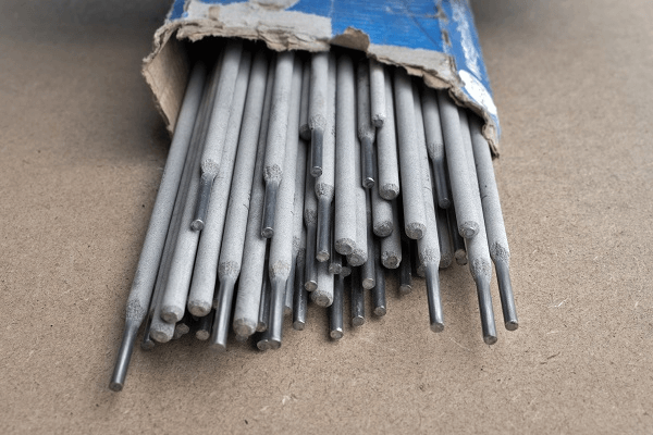 Figure 2. Consumable welding electrode rods.