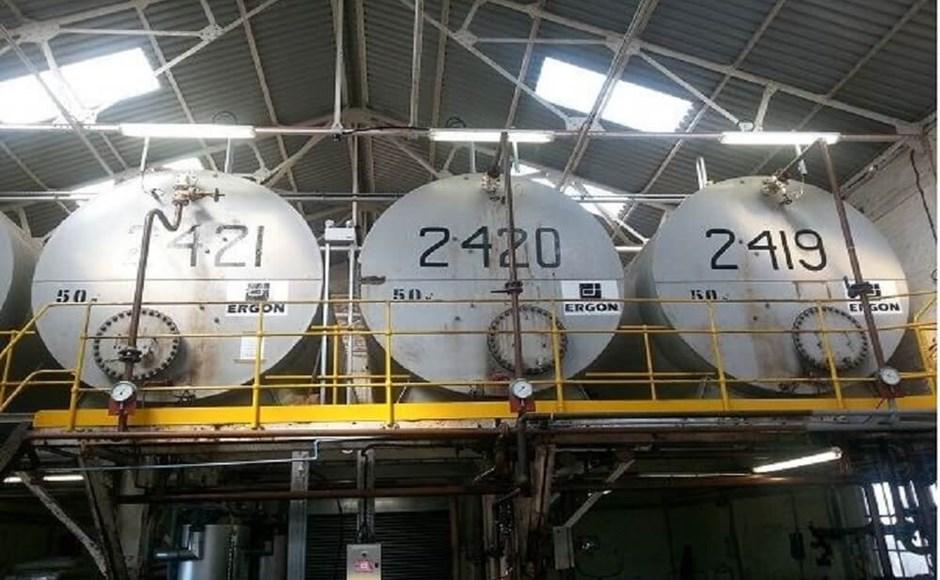 Novel In-situ Repair of Leaking Oil Tanks Solves Maintenance Dilemma