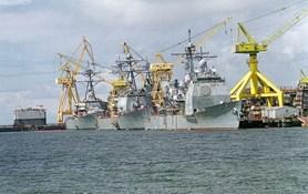 Mega Rust: Navy Trends in Shipbuilding & Corrosion Control