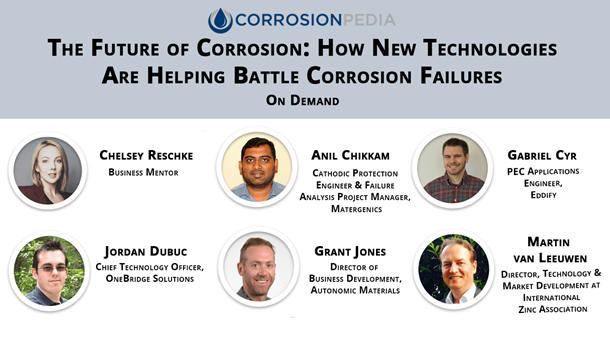 The Future of Corrosion: How New Technologies Are Helping Battle Corrosion Failures