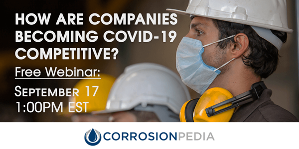 Image for How Are Companies Becoming COVID-19 Competitive?