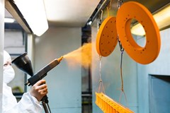 The 5 Advantages of Powder Coatings