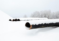 Ice Pigging: The Benefits to Using This Icy Pipe Cleaning Method