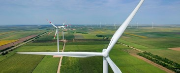 Fretting corrosion can occur in wind turbines.