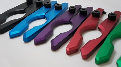 Anodization is a metal finishing process for aluminum, titanium and similar metals and alloys. It produces an anodic corrosion resistant...