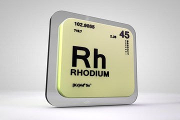Everything You Wanted to Know About Rhodium: A Platinum Metal Rarity