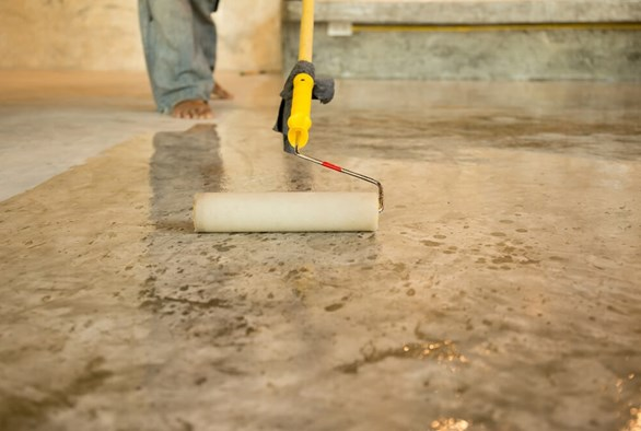 4 Types of Concrete Floor Coatings (And What You Should Know About Each)