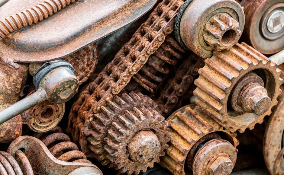 The 8 Most Common Forms of Metal Corrosion