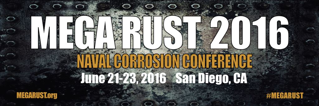 Mega Rust 2016: Naval Corrosion Conference