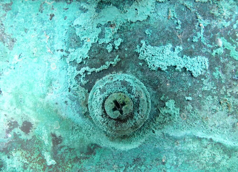 Copper corrosion
