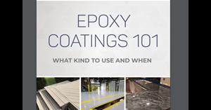 Image for Epoxy Coatings 101