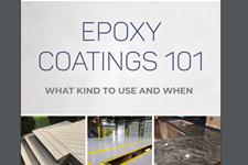 Epoxy Coatings 101