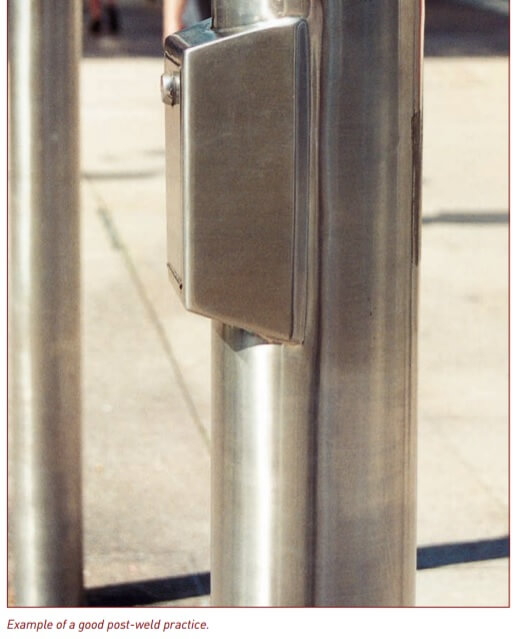 Using Pickling and Passivation Chemical Treatments to Prevent Corrosion