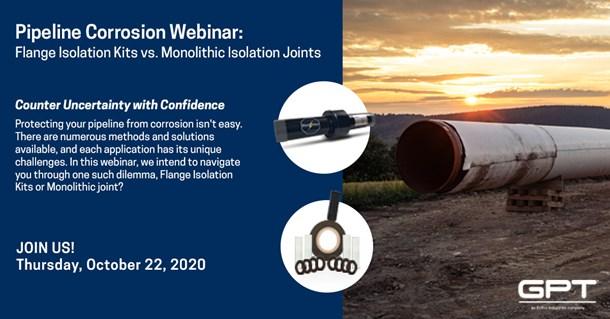 Pipeline Corrosion: Flange Isolation Kits Vs Monolithic Isolation Joints