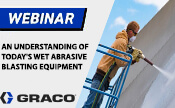 An Understanding of Today's Wet Abrasive Blasting Equipment