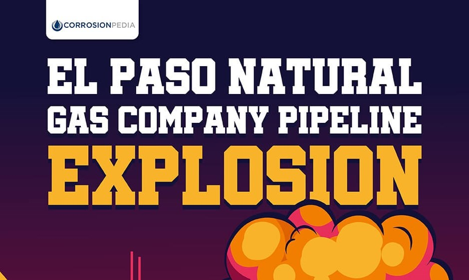 INFOGRAPHIC: The El Paso Natural Gas Company Pipeline Explosion