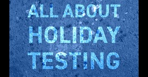 Image for holiday testing