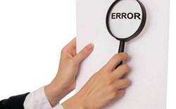 Human Error as a Factor in Corrosion Failure