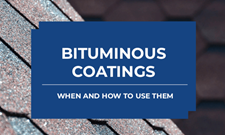 Bituminous Coatings
