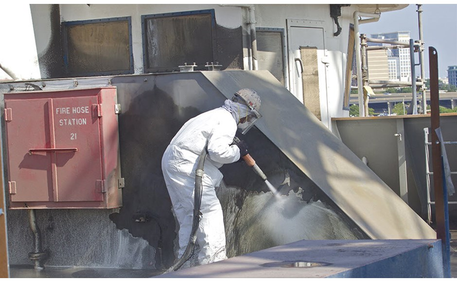 Corrosionpedia - Wet Abrasive Blasting: An Overview of Surface
